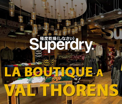 Superdry Val Thorens