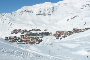 Ski rental Val Thorens Intersport